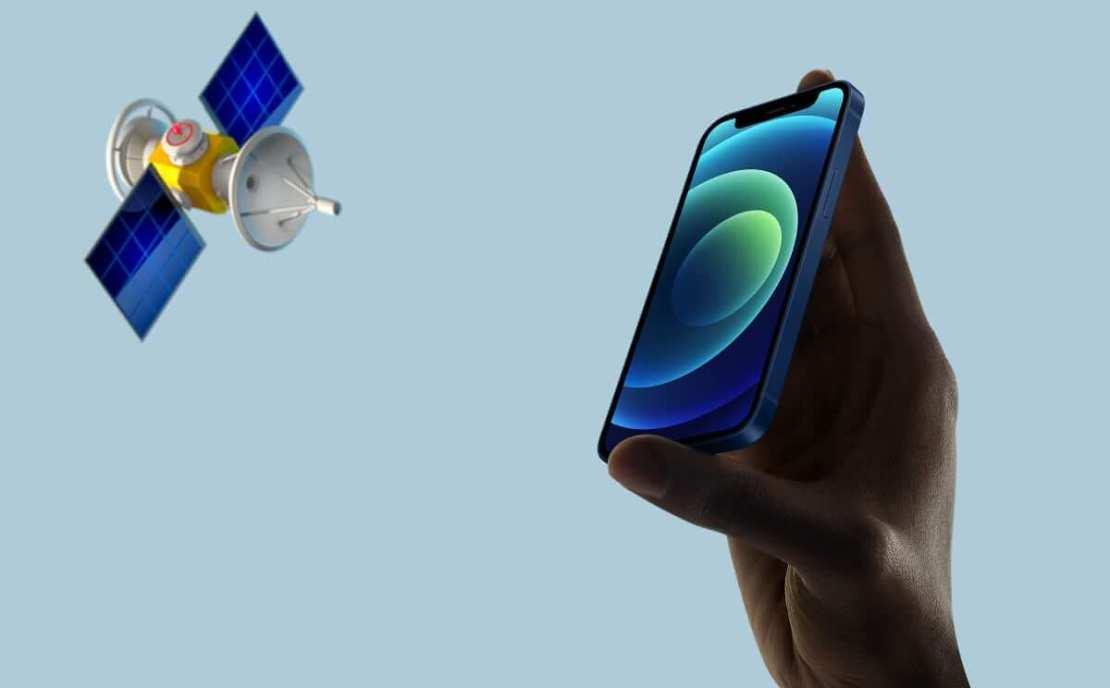 Łączność satelitarna w przyszłym iPhonie