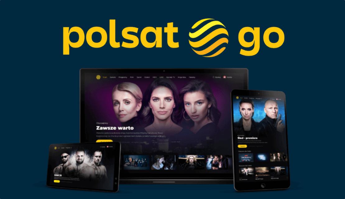 Jak i gdzie oglądać Polsat Go?