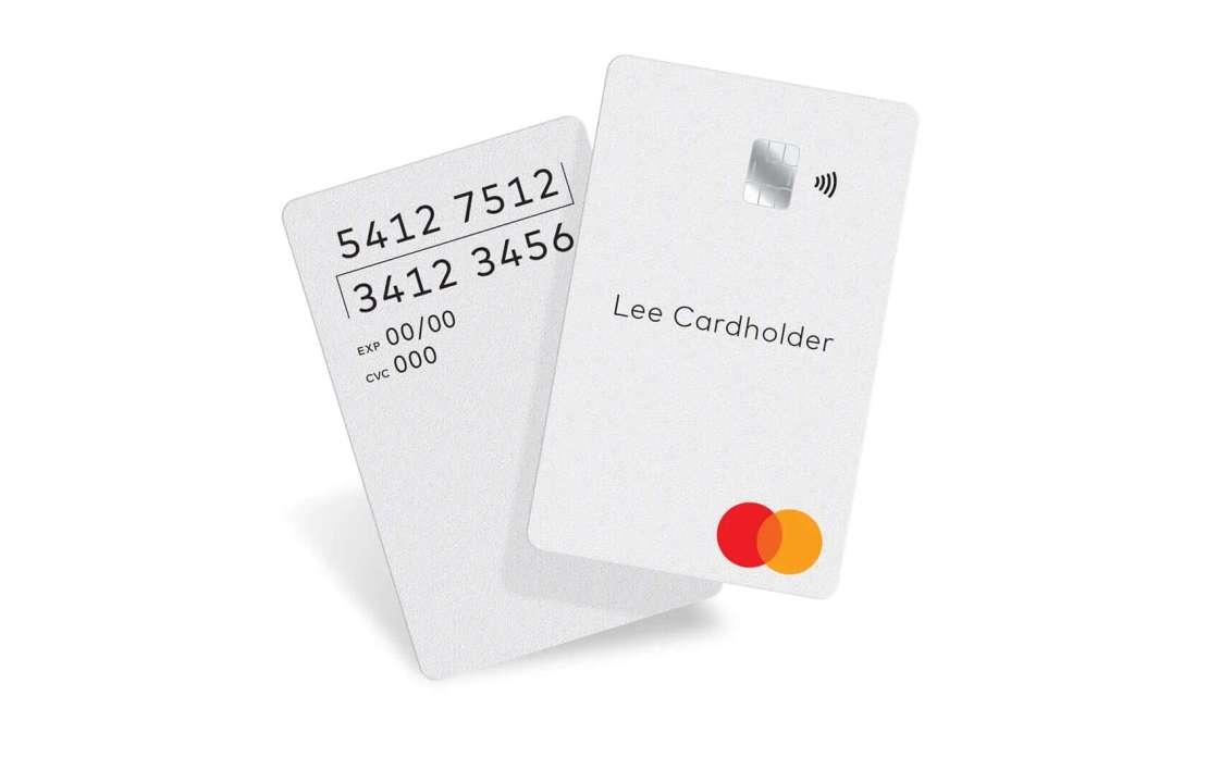 Karta Mastercard bez paska magnetycznego