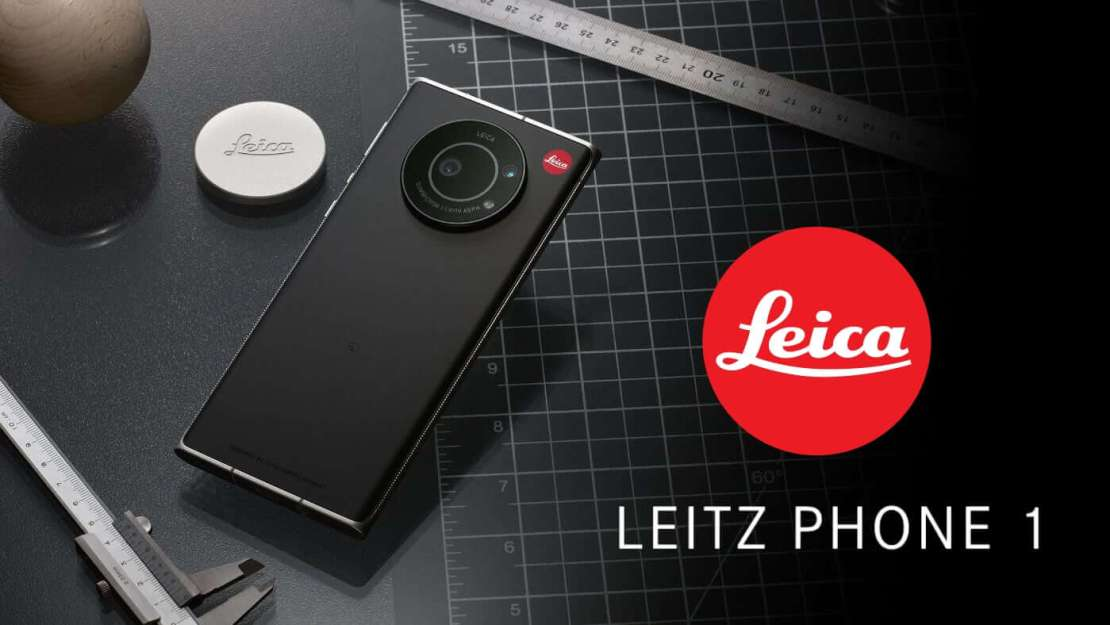 Smartfon Leitz Phone 1 firmy Leica