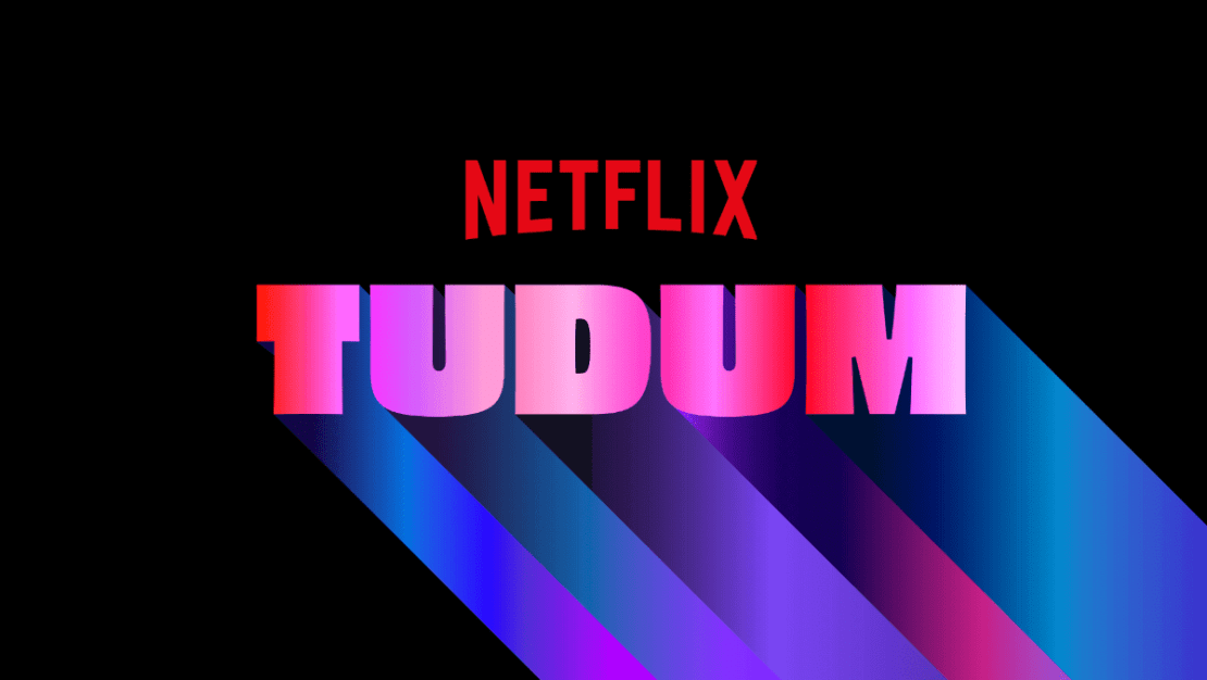 logo wydarzenia Netflix TUDUM