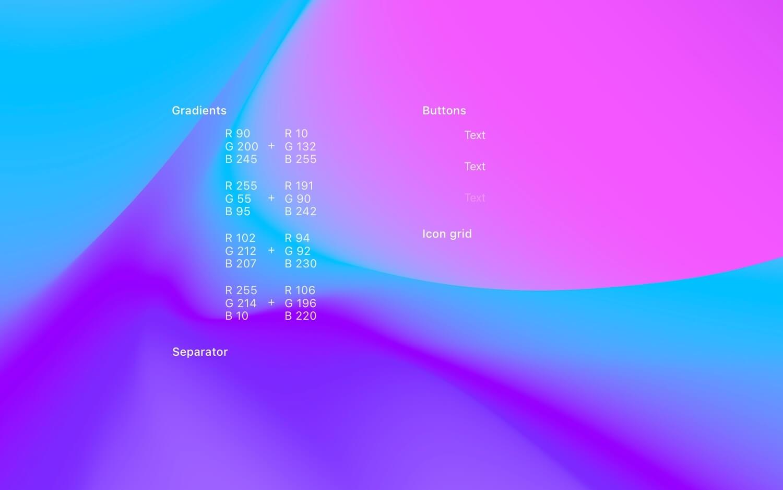 Inteligentne filtry z maskami i pewnymi stylami warstw w Pixelmator Pro 2.1.2