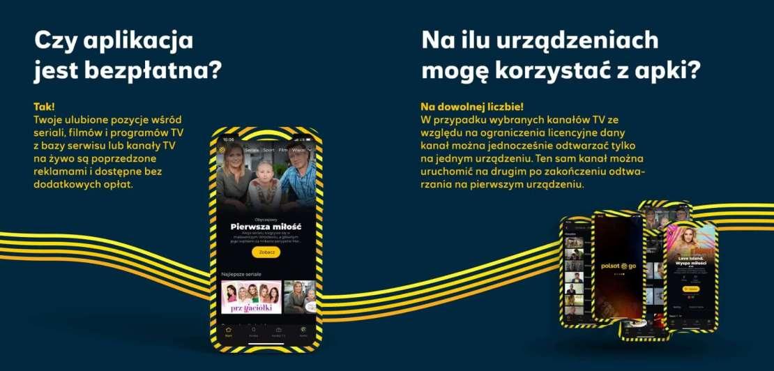 FAQ: Polsat GO