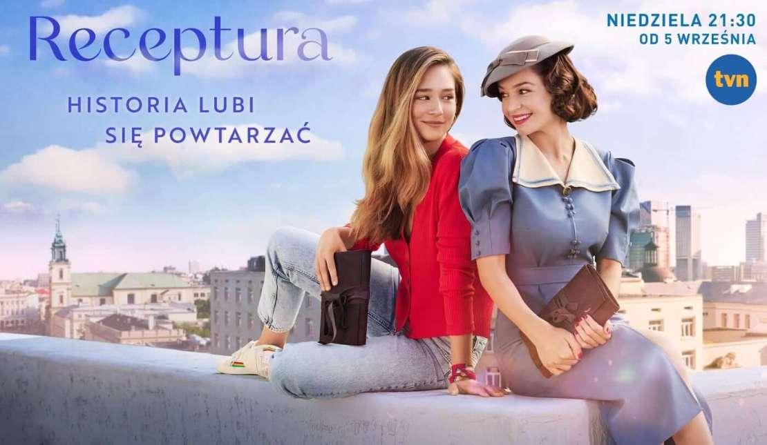 """Serial """"Receptura"""" od 5 września w TVN"""