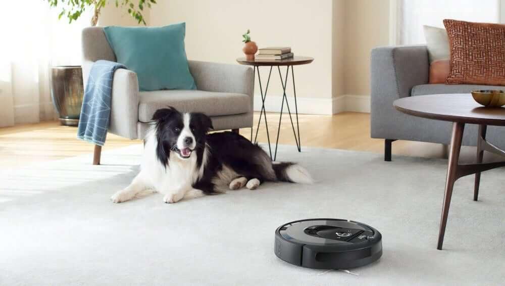iRobot Roomba i7+ doskonały robot sprzątający sierść i brud po zwierzetach