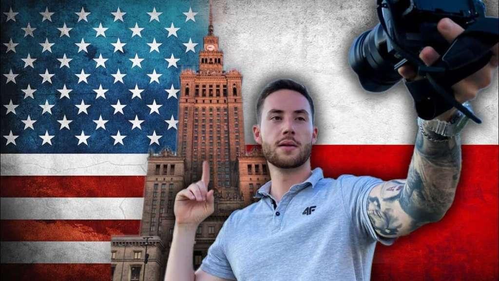 Trev in Poland - kanał na YouTubie