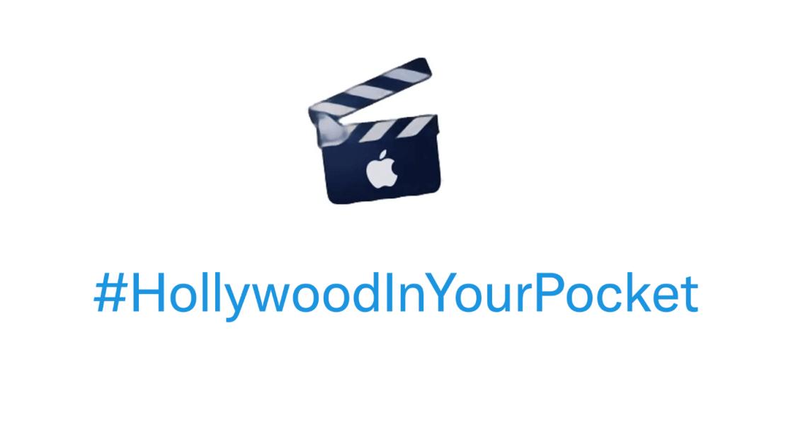 Hashflag #HollywoodInYourPocket