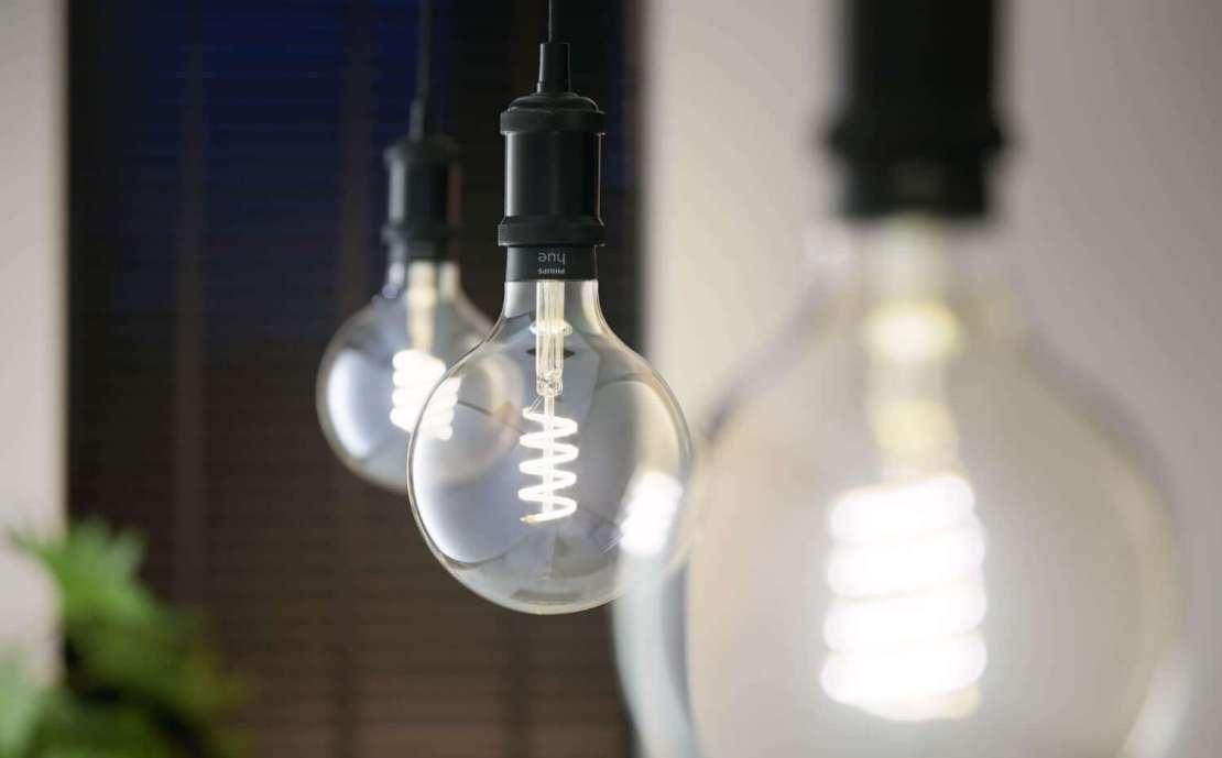 LED Philips Hue z kolekcji Filament