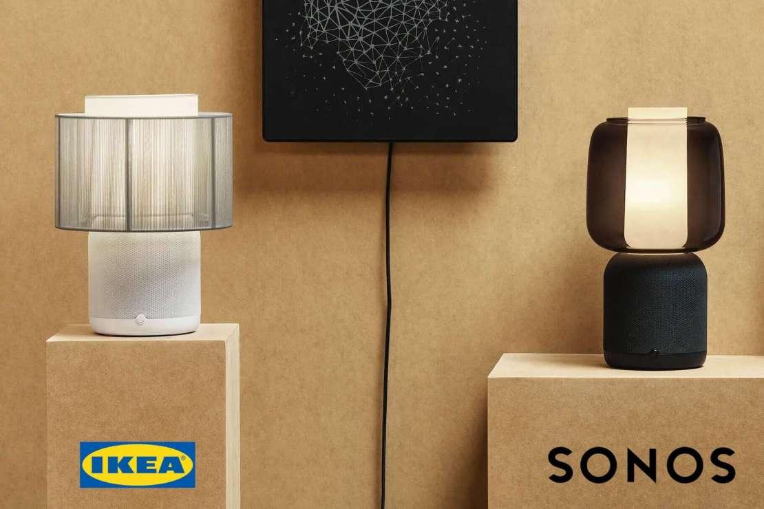 Nowa wersja lampy z głosnikiem Wi-Fi SYMFONISK od IKEA i Sonos (2021)