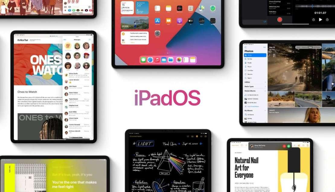 iPadOS 15 dla iPada