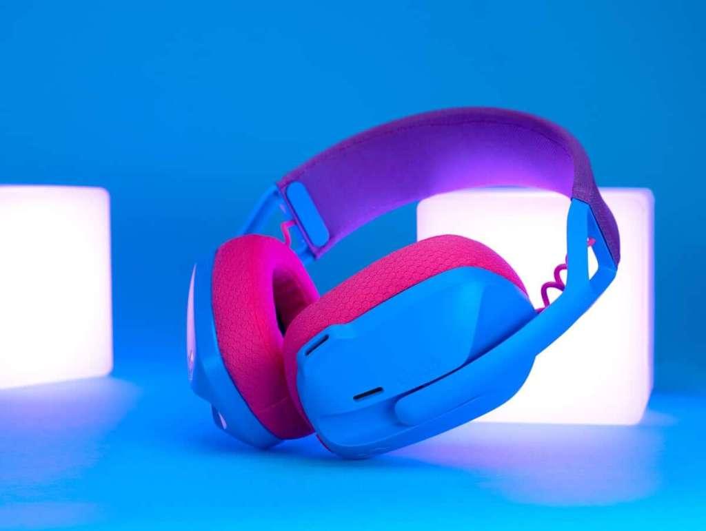 Słuchawki bezprzewodowe Logitech G435 dla graczy