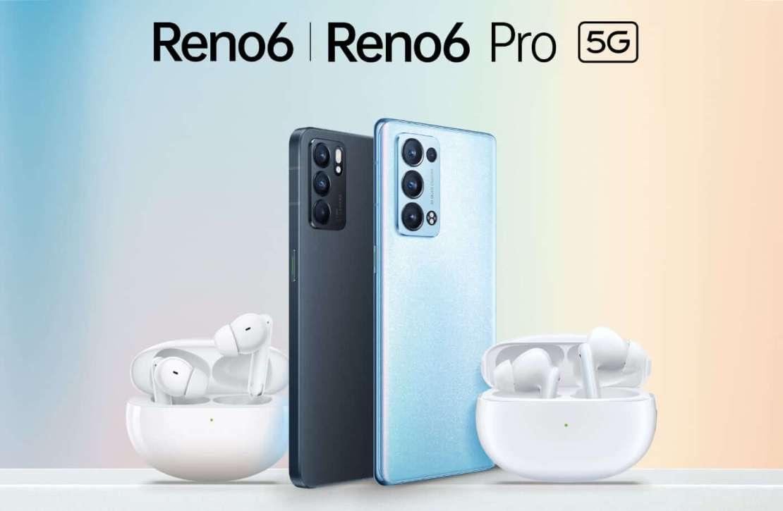 OPPO Reno6 5G i Reno6 Pro 5G