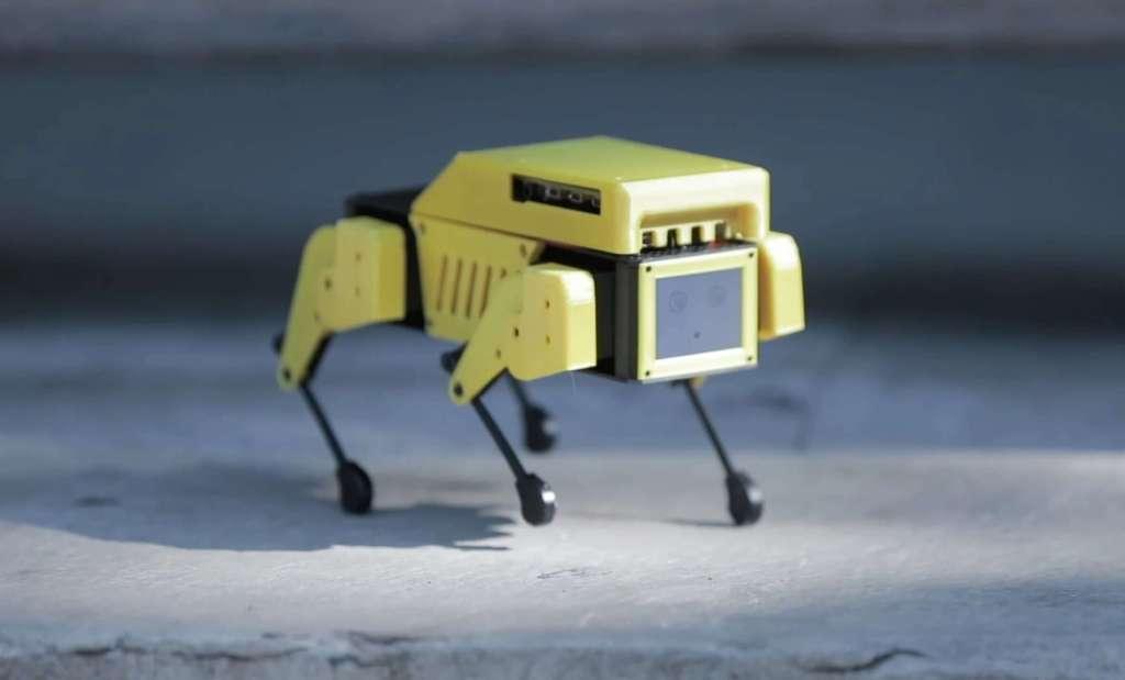 Robotopies Mini Pupper