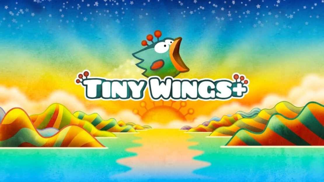 Tiny Wings+ w Apple Arcade