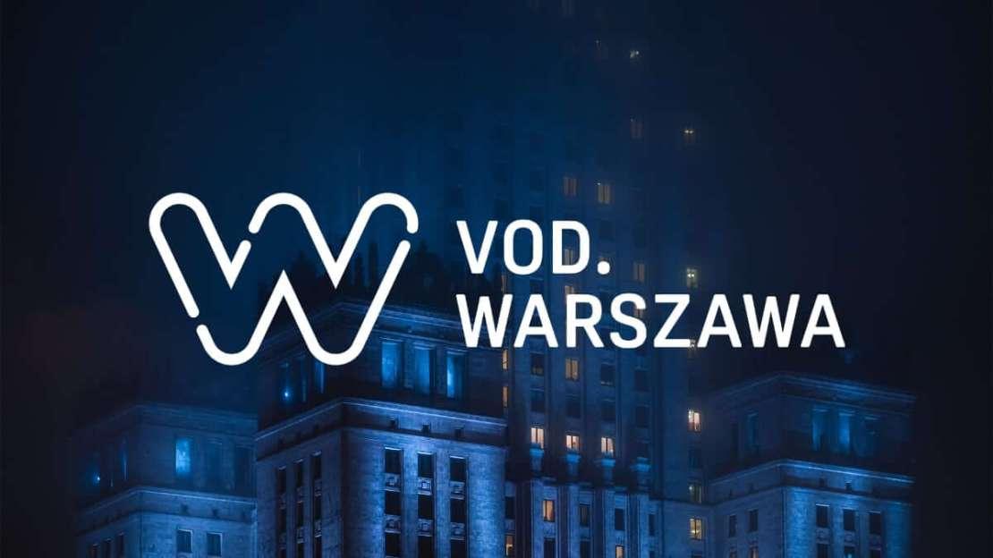 Logo serwisu VOD Warszawa