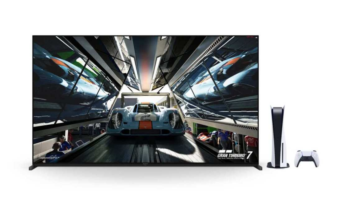 Sony Bravia X95J 65-calowy do PS5