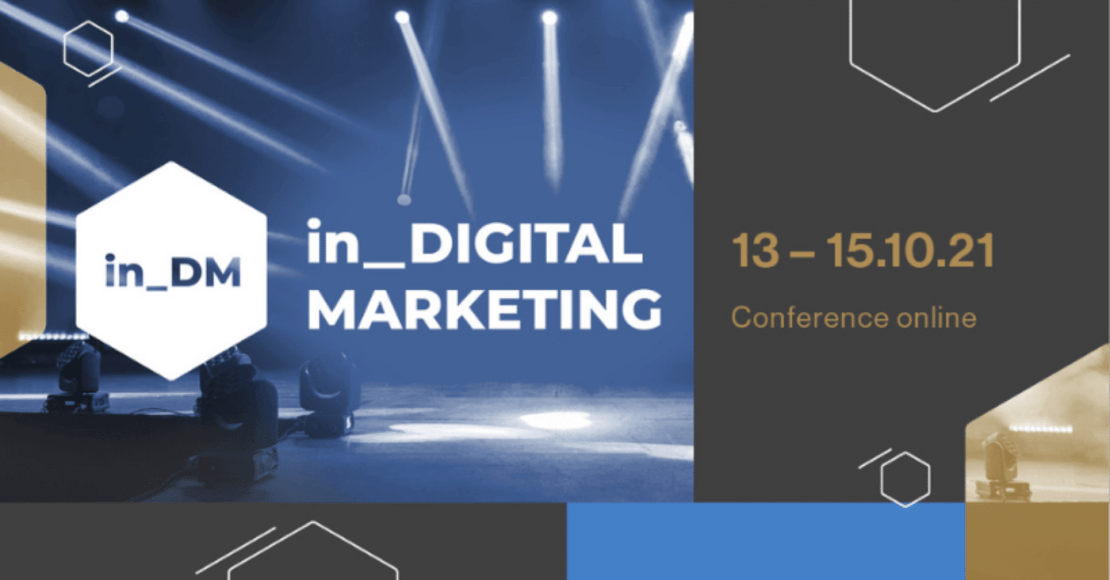 in Digital Marketing Conference 2021