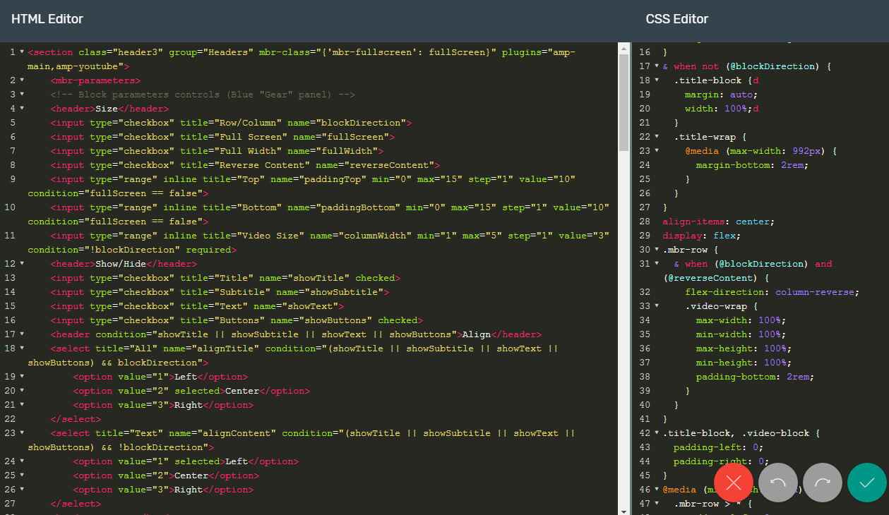 How To Create A Website Using HTMLCSS Code Editor