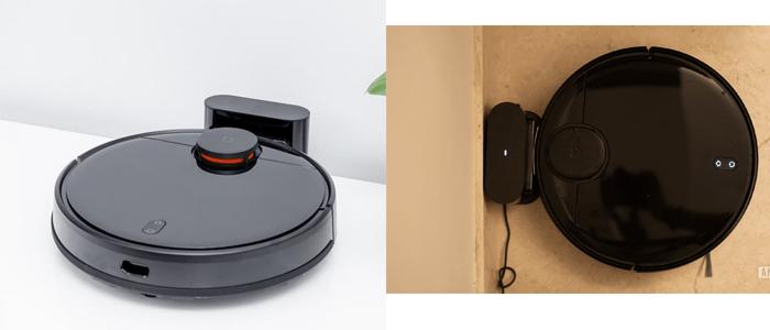 mop p black robot vacuum mop
