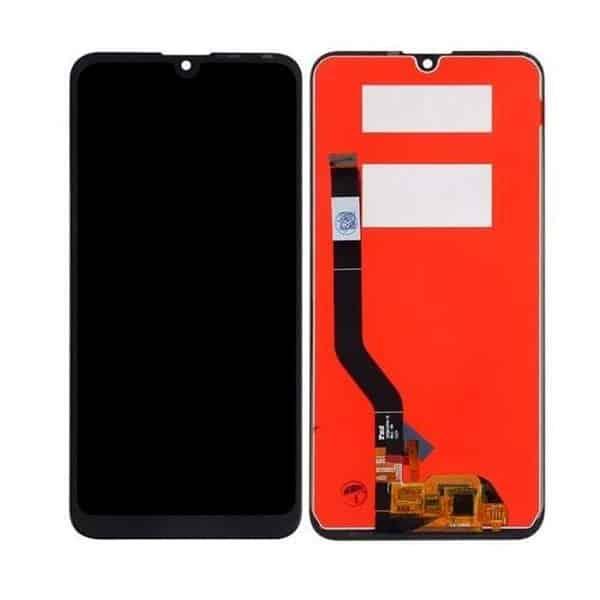 Display Huawei y7 black