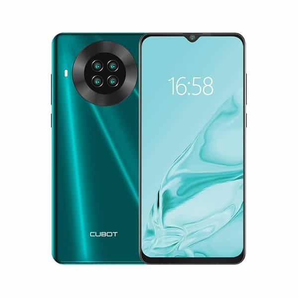 Cubot Note 20 Dual 64GB 3GB Green