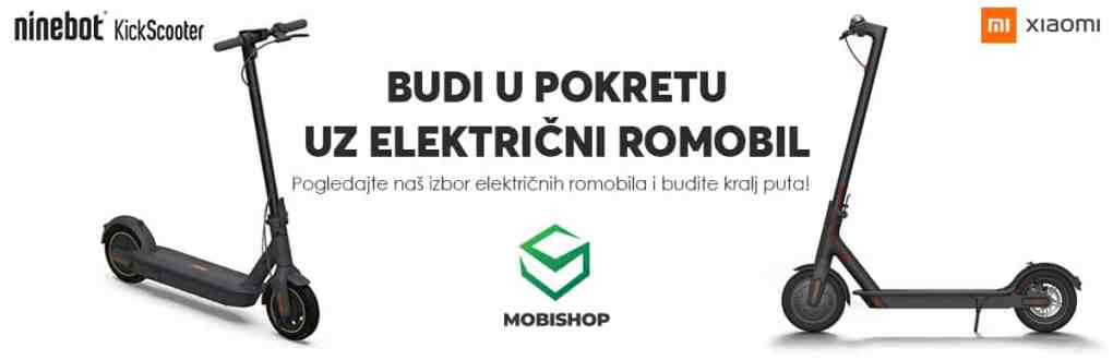 električni romobili