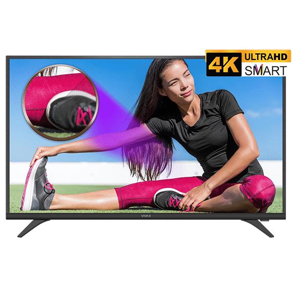 """VIVAX televizor 55UHDS61T2S2SM, 55"""" (140 cm) LED, 4K Ultra HD, Android"""