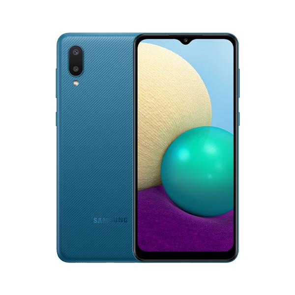 Samsung Galaxy M02 Blue
