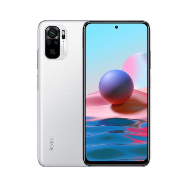 Mobitel Xiaomi Redmi Note 10 Dual 4GB 64GB White