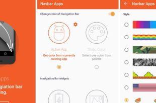 Navbar application