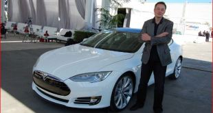 Do you know which Model of Tesla Elon Musk drive?