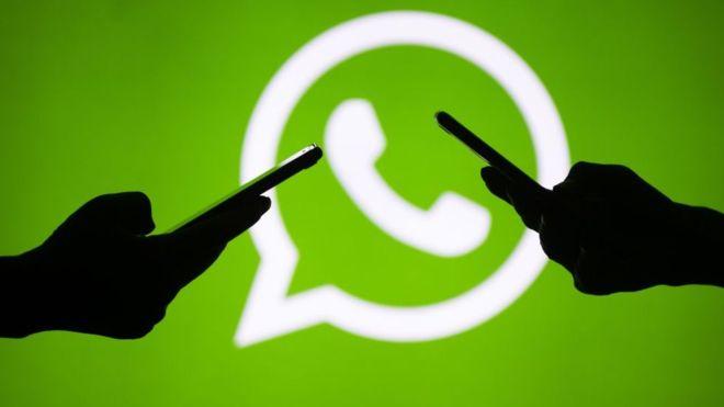 whatsappp tela