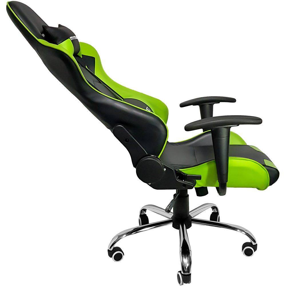 cadeira gamer mymax mx7 de lado