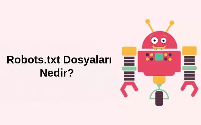 Robots.txt Nedir? ve Nasıl Oluşturulur?