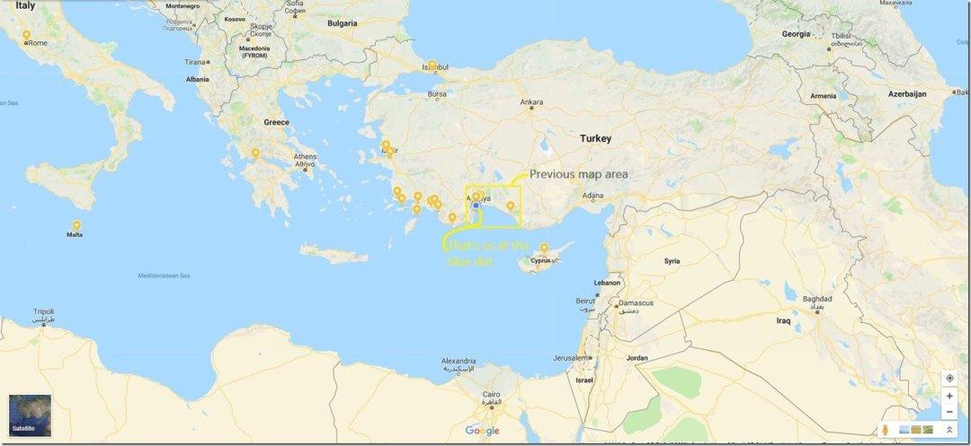 Sat Map E Med