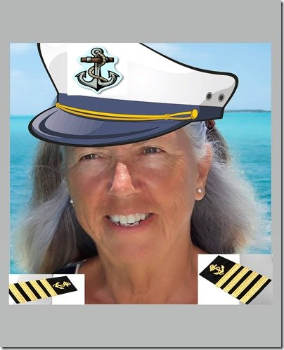 Captain Christine hat   eps 2020