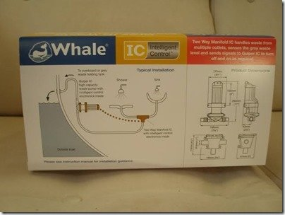 Whale Gulper Grey IC box photo