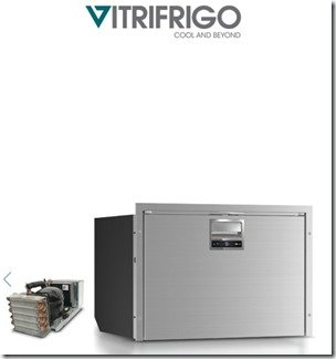 Vitrifrigo DRW70 catalogue photo