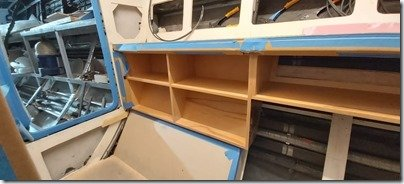 Boat Office cubbies 3