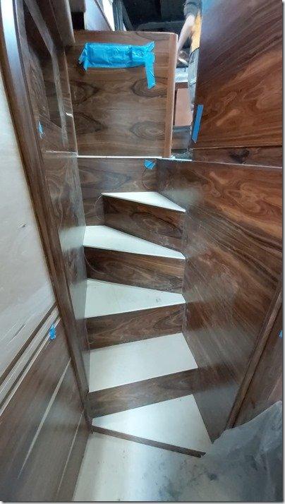 Master Stairs