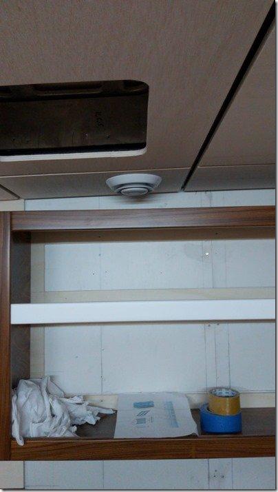 Guest Cabin diffuser
