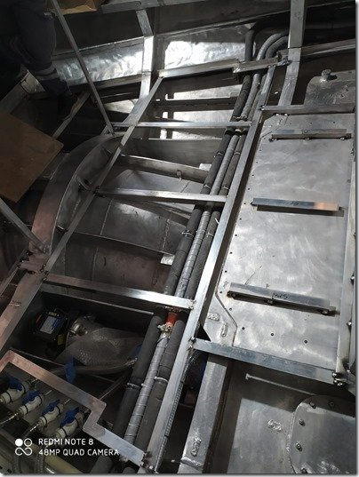 Workshop floor framing