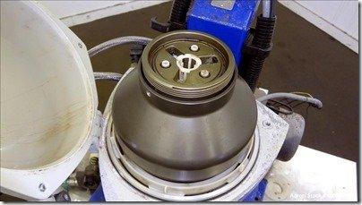 alfa-laval-mib-303 open lid