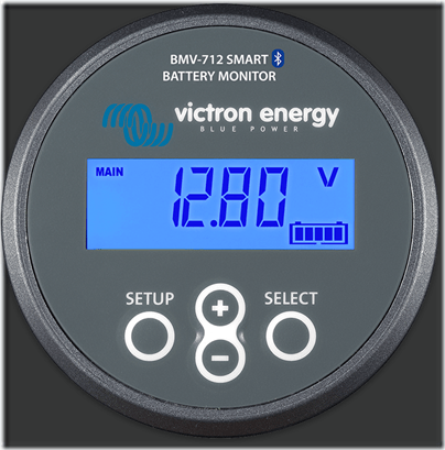 Vicrton BMV712 Smart gauge