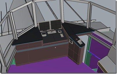 Main Helm layout