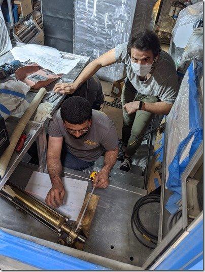 Yigit w Ugur Steering