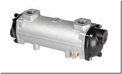 Bowman heat exchanger external view
