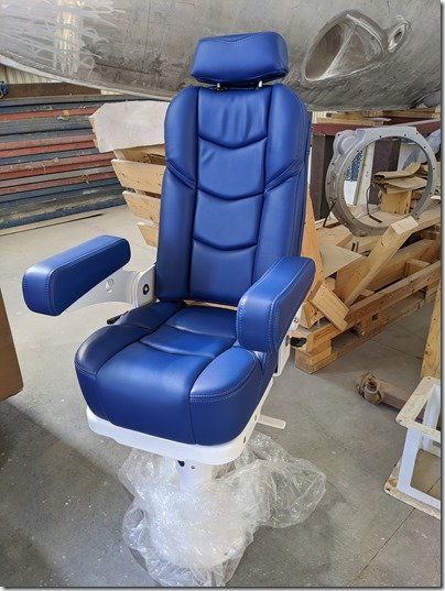 Llebroc Upper Helm Chair