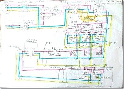 AC Main Dist box schematic 31 July 2021