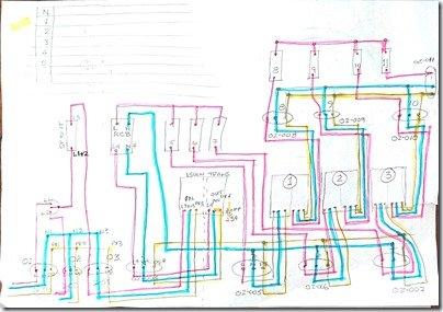 AC Main control box logis schematic